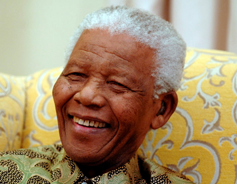 Nelson Mandela Picture Gallery